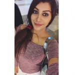 Yaashika Aanand,  Selfie, latest, attractive