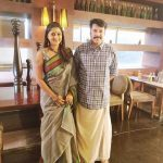 actress kaniha   with mammootty Abrahaminte Santhathikal again (37)