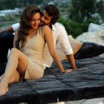 actress kiara advani Machine movie pose in white dress  (42)
