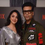 actress kiara advani lust stories red carpet karan johar short film love and lust, silver attire  (1)