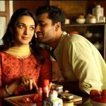 actress kiara advani still from lust stories with vicky kaushal and karan johar at home romancing love and lust (9)1