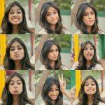 anukreethy vas Miss TamilNadu India 2018 crazy expressions cute af (7)