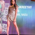 anukreethy vas Miss TamilNadu India 2018 during unveiling top 30 stage miss india  (31)
