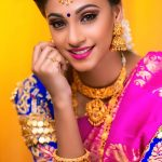 anukreethy vas Miss TamilNadu India 2018  traditional bridal outlook styled by karthik shyam (25)