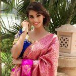 anukreethy vas Miss TamilNadu India 2018 traditional special look  (28)