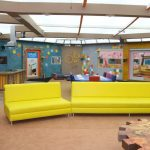 bigg boss tamil 2, house, home, Yellow Sofa