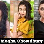 1Megha Chowdhury, Varma Heroine,  (1)