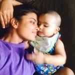 Aishwarya Rajesh, sleep, Children