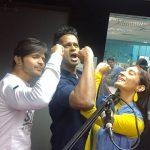 Alankrita Sahai in aap se mausiquii video and launch with dhivya amitabh bachchan himesh reshamiya  (2)
