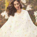 Alankrita Sahai white dress