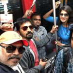 Anjena Kirti, rk nagar, team, tamil movie