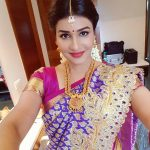 Anjena Kirti, shootng, traditional, saree