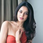 Bindu Madhavi, red beauty