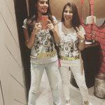 Bindu Madhavi, varalakshmi, selfie, dressing room