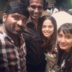 Bindu Madhavi, vijay sethupathi, gang look