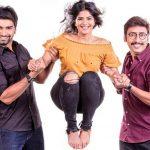Boomerang Tamil Movie, Atharvaa, megha akash, rj balaji, smile
