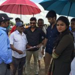 Boomerang Tamil Movie, Atharvaa, shooting spot, cover picture