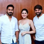 Ghajinikanth press meet, Arya,  (1)
