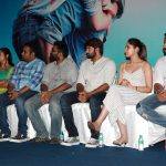 Ghajinikanth press meet, Arya, Sayyeshaa Saigal, santhosh