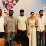 Ghajinikanth press meet, Arya, teame members