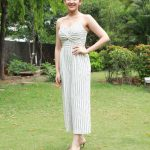 Ghajinikanth press meet, Sayyeshaa Saigal, pose