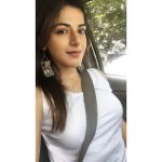 Iswarya Menon, car, selfie, spicy