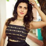 Iswarya Menon, fashion dress