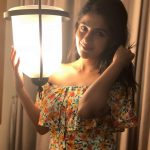 Iswarya Menon, tamzhil padam 2 actress, light