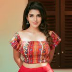 Iswarya Menon, un seen, new look