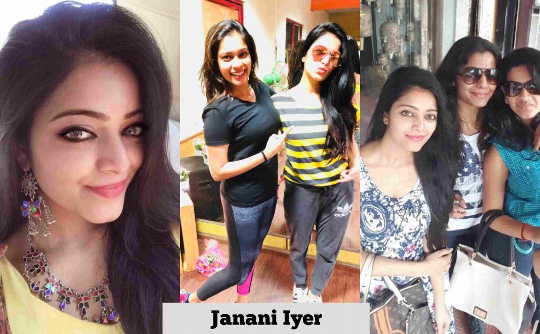 Janani Iyer