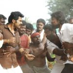 Kadaikutty Singam, karthi, fight, villian