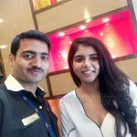 Kalyani Priyadarshan, selfie, fan, spicy