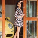 Lovelyn Chandrasekhar, modern dress, 2018