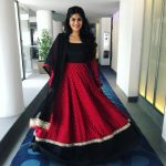 Megha Akash, large size, smile, best picture