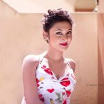 Megha Chowdhury, Varma Heroine, classy