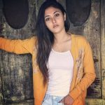 Megha Chowdhury, Varma Heroine, model