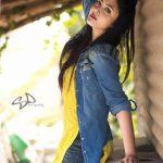 Megha Chowdhury, Varma Heroine, stylish
