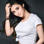 Megha Chowdhury, Varma Heroine, white t shirt