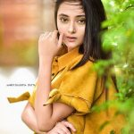 Megha Chowdhury, Varma Heroine, yellow, fancy