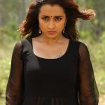 Mohini, Trisha Krishnan, Black dress, Terror Look