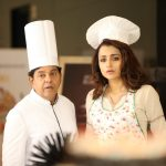 Mohini, Trisha Krishnan, Cooking dress