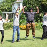 Mohini, Trisha Krishnan, Tamil Comedians, Jokes