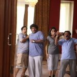 Mohini, Trisha Krishnan, Yogi babu, Comedy
