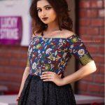 Nakshathra, new hairstyle, lipsstick, lovable