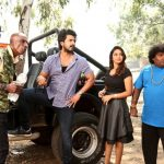 Nivetha Pethuraj, tamil movie, Jagajala Killadi, shooting spot