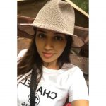 Nivetha Pethuraj, white dress, selfie