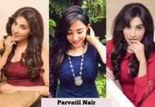 Parvatii Nair