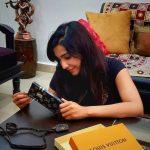 Parvatii Nair, mobile, i phone