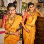 Parvatii Nair, saree, traditional, hd