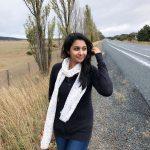 Priya Bhavani Shankar, modren, black dress
